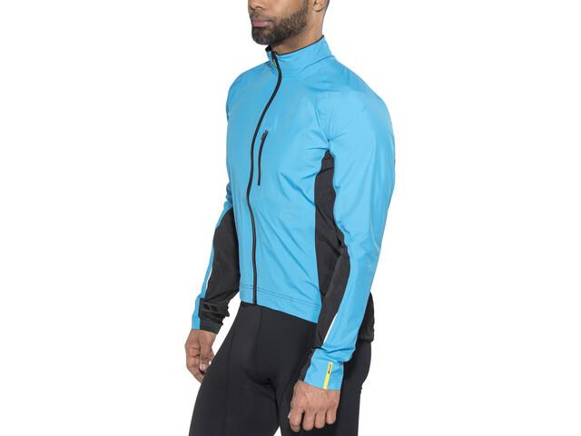Mavic Cosmic Elite H2O Jacket Herren dresden blue/black